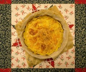 La Costa - Tortina di patate con cuore di baccalà